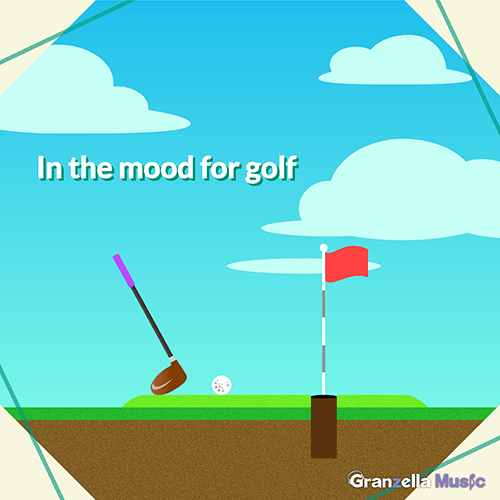 In the mood for golf